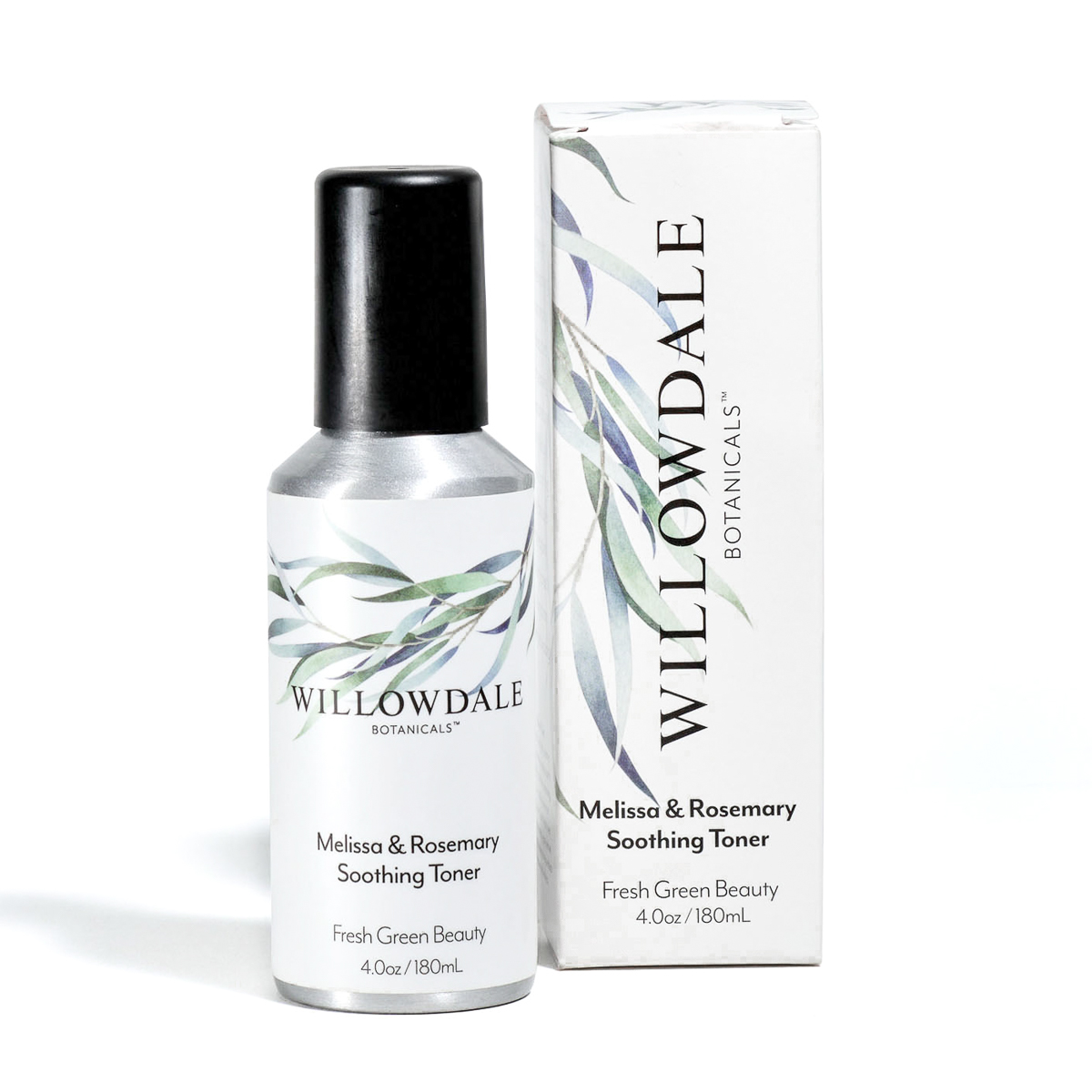 Hydrating toner that will help with redness, irritation, and hydration. Can also be used to set your makeup.